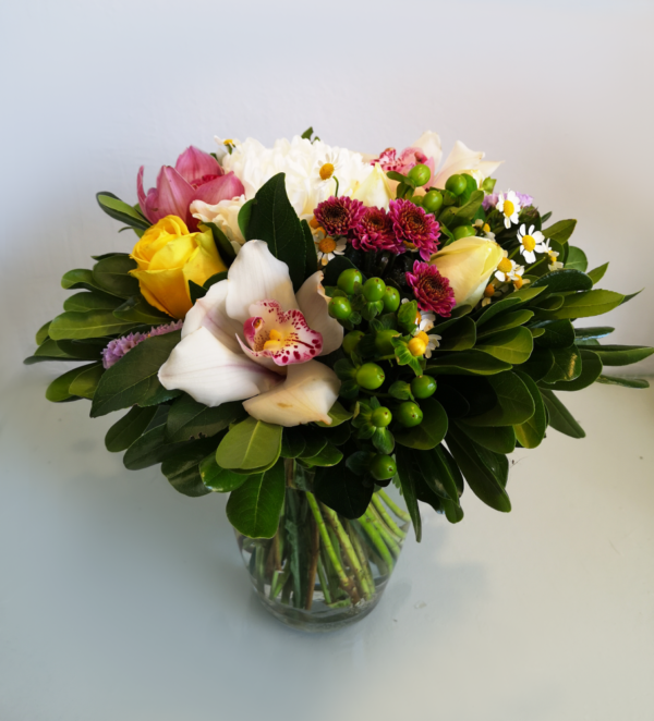 Colourful Elegance Bouquet