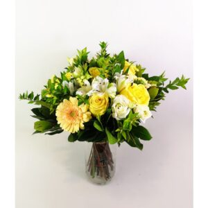 Yellow Beam Bouquet